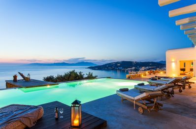 Villa Corina by The Pearls Collection Mykonos - Corina - The Pearls Collection
