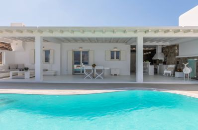Villa Avolia IV by The Pearls Collection Mykonos - Avolia IV - The Pearls Collection