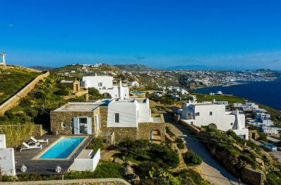 Villa Christina by The Pearls Collection Mykonos - Christina - The Pearls Collection
